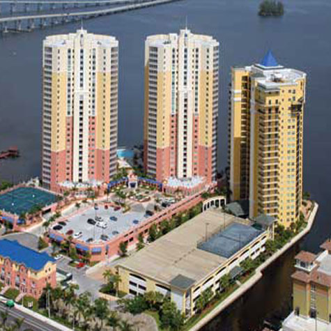 Beau Rivage & St. Tropez Condominiums - Fort Myers
