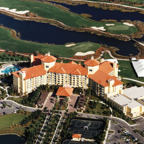 The Ritz Carlton Golf Resort