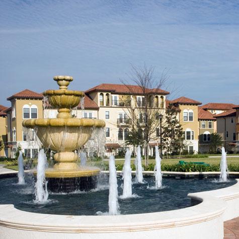 Fountain Park Town