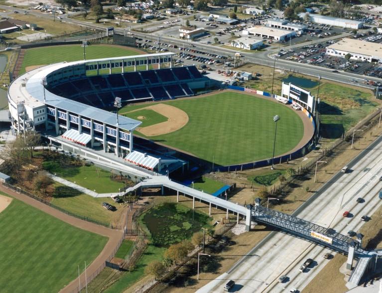 Legend Field (Yankee Statdium) Tampa, FL